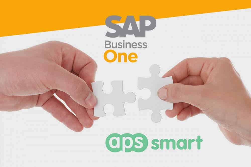 Інтегровані рішення SRM APS SMART + ERP SAP Business One