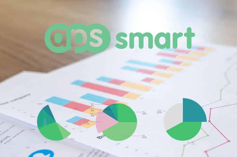 Автоматизована система управління закупівлями APS SMART. Інфографіка.