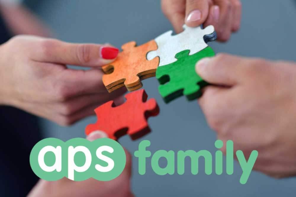 У нашій продуктовій сім'ї поповнення – APS Family! Спеціально для середніх та невеликих компаній
